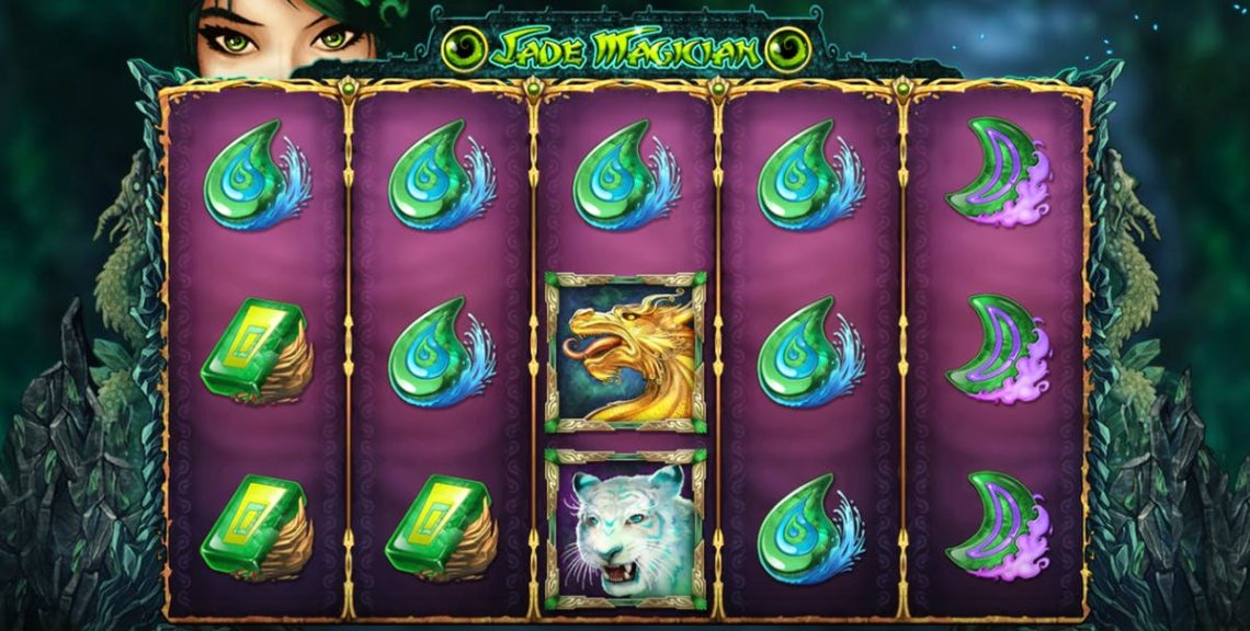 Обзор слота Jade Magician